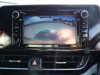 2018 Toyota C-HR NGX10R S-CVT 2WD Shadow Platinum 7 Speed Constant Variable Wagon