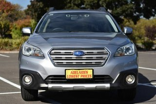 2017 Subaru Outback B6A MY18 2.5i CVT AWD Silver 7 Speed Constant Variable Wagon.