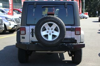 2013 Jeep Wrangler JK MY2013 Unlimited Sport Grey 5 Speed Automatic Softtop