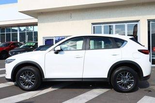 2020 Mazda CX-5 KF4W2A Maxx SKYACTIV-Drive i-ACTIV AWD Sport Snowflake White Pearl 6 Speed