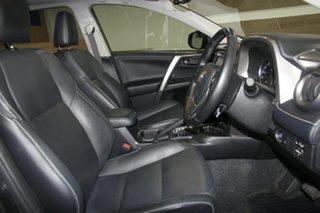 2018 Toyota RAV4 ASA44R Cruiser AWD Graphite 6 Speed Sports Automatic Wagon