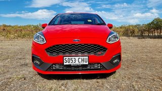 2020 Ford Fiesta ST Race Red 6 Speed Manual Hatchback.