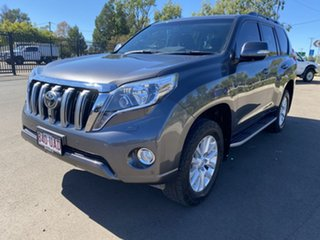 2015 Toyota Landcruiser Prado GDJ150R MY16 Kakadu (4x4) Graphite 6 Speed Automatic Wagon