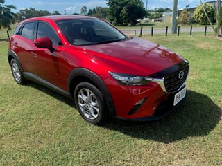 2018 Mazda CX-3 MAXX SPORT Red 6 Speed Automatic Wagon.