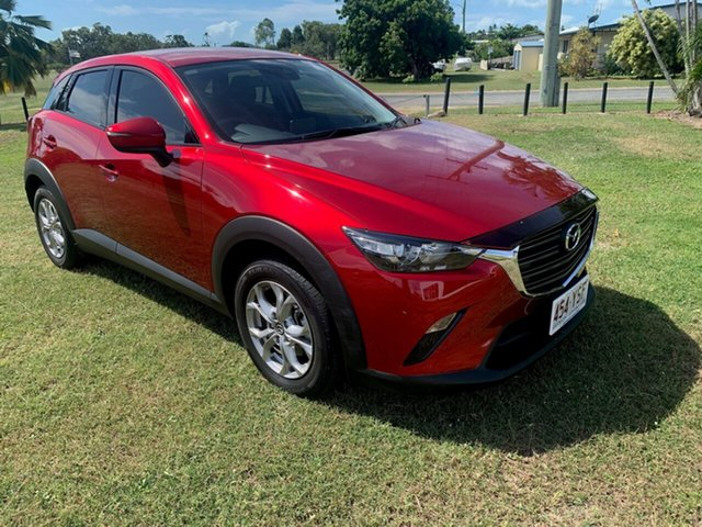 Used Mazda CX-3 Bowen, 2018 Mazda CX-3 MAXX SPORT Red 6 Speed Automatic Wagon