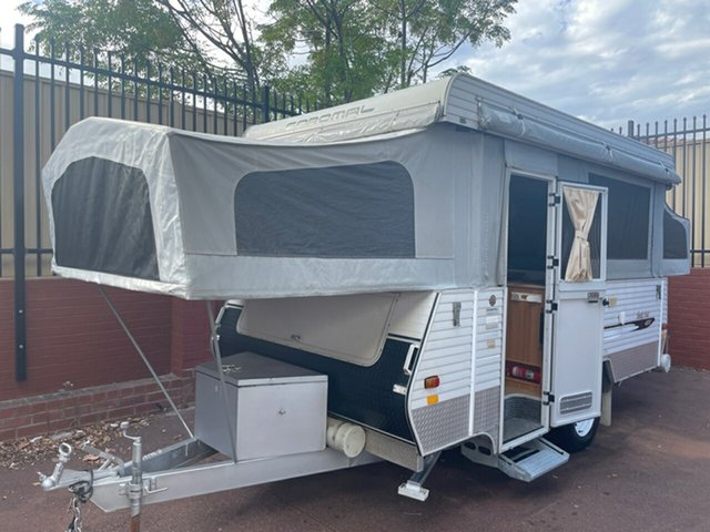 Used Coromal 400 St James, 2009 Coromal 400 Caravan