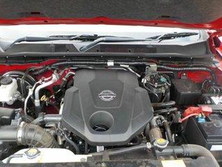 2018 Nissan Navara D23 Series III MY18 ST (4x4) Red 7 Speed Automatic Dual Cab Pick-up