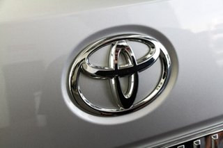 2019 Toyota Landcruiser VDJ200R VX Silver Pearl 6 Speed Sports Automatic Wagon