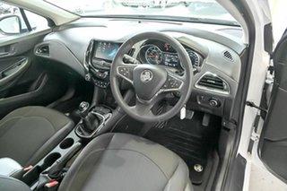 2018 Holden Astra BL MY18 LS White 6 Speed Manual Sedan