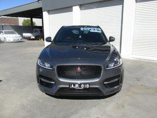 2016 Jaguar F-PACE X761 MY17 R-Sport Grey 8 Speed Sports Automatic Wagon.