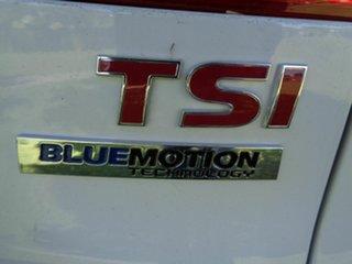 2011 Volkswagen Tiguan 5N MY12 118TSI 2WD White 6 Speed Manual Wagon