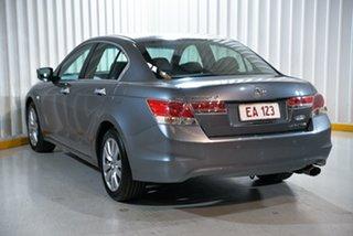 2013 Honda Accord 8th Gen MY12 Limited Edition Grey 5 Speed Sports Automatic Sedan
