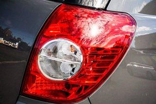 2010 Holden Captiva CG MY10 LX AWD Silver 5 Speed Sports Automatic Wagon
