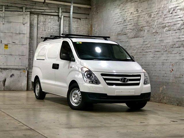 Used Hyundai iLOAD TQ3-V Series II MY17 Crew Cab Mile End South, 2016 Hyundai iLOAD TQ3-V Series II MY17 Crew Cab White 5 Speed Automatic Van