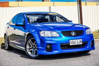 2010 Holden Commodore VE II SS Blue 6 Speed Manual Sedan.