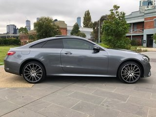 2017 Mercedes-Benz E-Class C238 E300 9G-Tronic PLUS Grey 9 Speed Sports Automatic Coupe