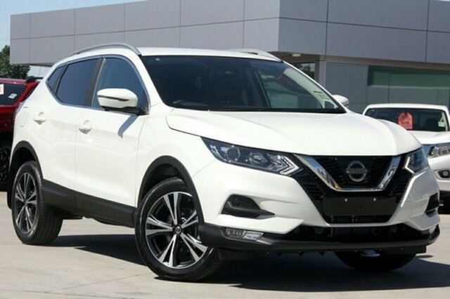 New Nissan Qashqai J11 Series 3 MY20 ST-L X-tronic Nailsworth, 2020 Nissan Qashqai J11 Series 3 MY20 ST-L X-tronic Ivory Pearl 1 Speed Constant Variable Wagon