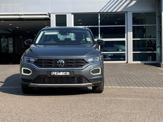 2020 Volkswagen T-ROC A1 MY21 110TSI Style Grey 8 Speed Sports Automatic Wagon.