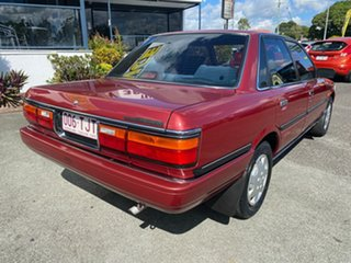 1992 Toyota Camry SV21 CSi Red 4 Speed Automatic Sedan