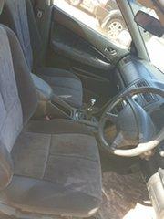 1997 Mitsubishi Legnum White 5 Speed Manual Wagon.