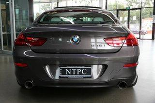 2014 BMW 6 Series F06 MY0314 640i Gran Coupe Steptronic Brown 8 Speed Sports Automatic Sedan