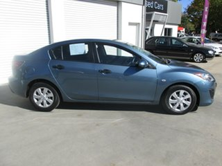 2011 Mazda 3 BL10F1 MY10 Neo Activematic Blue 5 Speed Sports Automatic Sedan.