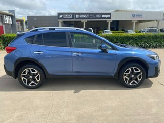 2018 Subaru XV G5X MY18 2.0i-S Lineartronic AWD Blue/280918 7 Speed Constant Variable Wagon.