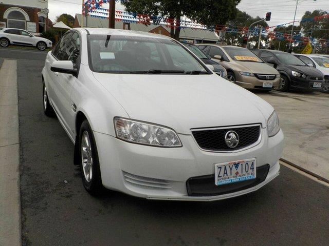 Used Holden Commodore VE II MY12 Omega (LPG) Newtown, 2012 Holden Commodore VE II MY12 Omega (LPG) White 6 Speed Automatic Sedan