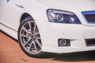 2016 Holden Caprice WN II MY16 V White 6 Speed Sports Automatic Sedan.