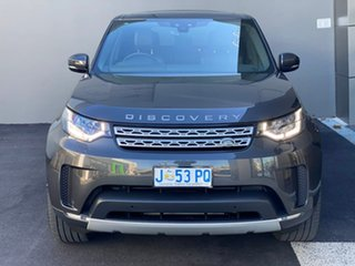 2020 Land Rover Discovery Series 5 L462 MY20 HSE Grey 8 Speed Sports Automatic Wagon.