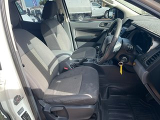 2013 Ford Ranger PX XL 2.2 (4x4) Green 6 Speed Manual Crew Cab Utility