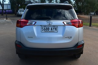 2013 Toyota RAV4 ASA44R GXL AWD Silver 6 Speed Sports Automatic Wagon