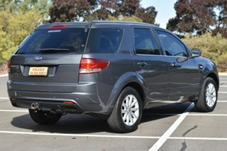 2015 Ford Territory SZ MkII TX Seq Sport Shift Grey 6 Speed Sports Automatic Wagon