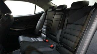 2015 Lexus IS GSE30R IS250 Luxury Red 6 Speed Sports Automatic Sedan
