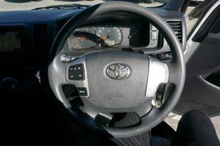 2016 Toyota HiAce KDH201R LWB White 5 Speed Manual Van