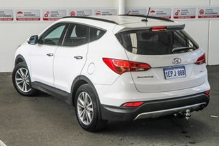 2014 Hyundai Santa Fe DM Elite CRDi (4x4) 6 Speed Automatic Wagon.
