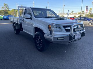 2009 Holden Colorado RC MY09 LX 5 Speed Manual Cab Chassis