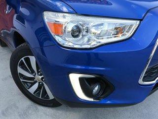2014 Mitsubishi ASX XB MY14 Aspire Blue 6 Speed Sports Automatic Wagon