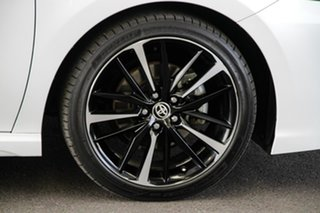 2020 Toyota Camry ASV70R SX Frosted White 6 Speed Sports Automatic Sedan