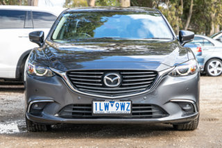 2017 Mazda 6 GL1031 Touring SKYACTIV-Drive 46g 6 Speed Sports Automatic Sedan