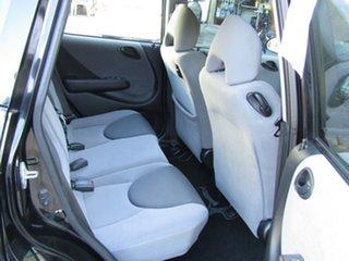 2007 Honda Jazz GD GLi Absolute Black 1 Speed Constant Variable Hatchback