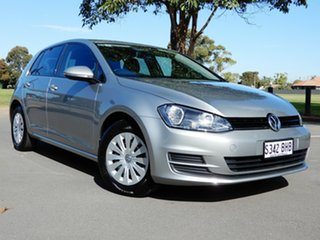 2015 Volkswagen Golf VII MY15 90TSI DSG Grey 7 Speed Sports Automatic Dual Clutch Hatchback.