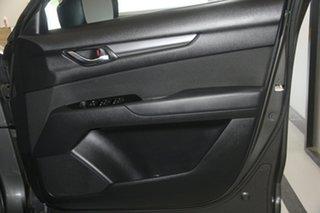 2017 Mazda CX-5 KE1032 Maxx SKYACTIV-Drive i-ACTIV AWD Machine Grey 6 Speed Sports Automatic Wagon