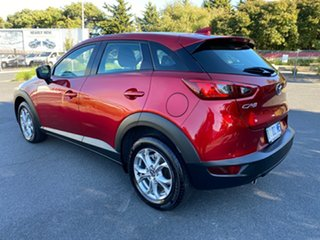 2019 Mazda CX-3 DK2W7A Maxx SKYACTIV-Drive FWD Sport Red 6 Speed Sports Automatic Wagon