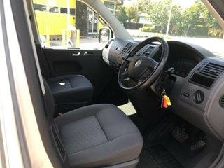 2008 Volkswagen Multivan T5 Comfortline Silver 6 Speed Sports Automatic Wagon.