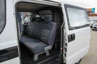 2012 Hyundai iLOAD TQ2-V MY12 Crew Cab White 6 Speed Manual Van