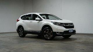 2018 Honda CR-V RW MY18 VTi-S 4WD White 1 Speed Constant Variable Wagon.