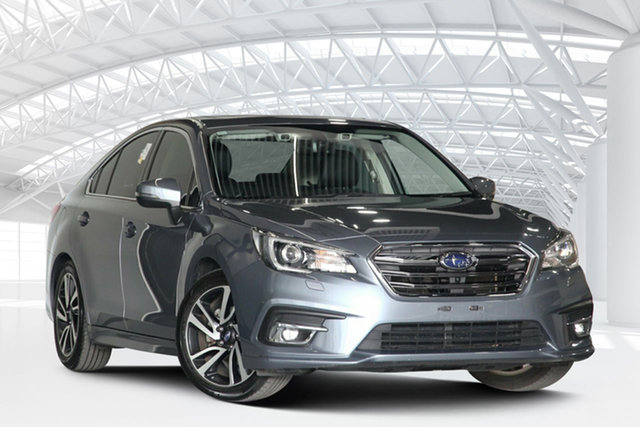 Used Subaru Liberty MY18 2.5I Premium Moorebank, 2018 Subaru Liberty MY18 2.5I Premium Platinum Grey Continuous Variable Sedan