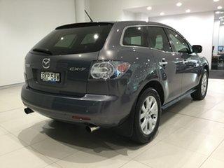 2009 Mazda CX-7 ER1031 MY07 Luxury Galaxy Grey/er 6 Speed Sports Automatic Wagon.
