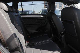 2020 Volkswagen Tiguan 5N MY21 162TSI Highline DSG 4MOTION Allspace Ruby Red 7 Speed